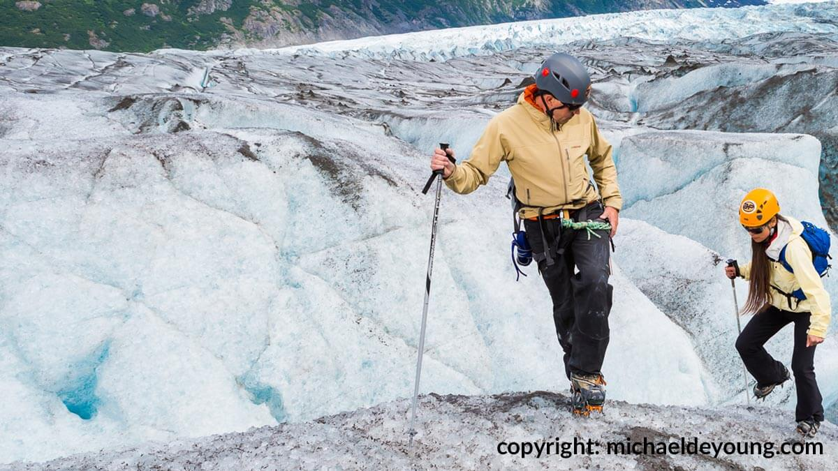 best Glacier hiking tour