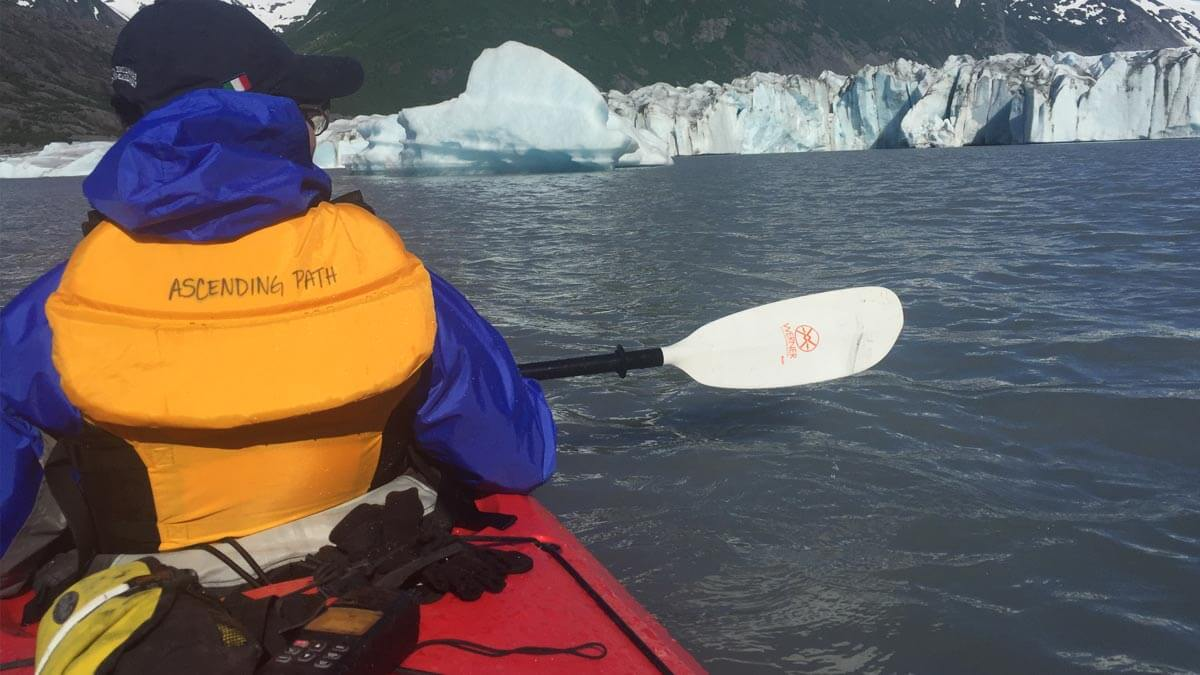Iceberg Kayaking